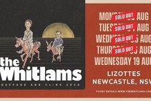 The Whitlams - Newcastle *5th Show*