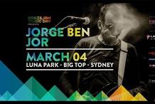 Jorge Ben Jor // Brazilian Music Day Sydney
