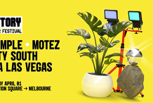 Example + Motez + Dirty South + NLV [Melbourne] | Factory Summer Festival