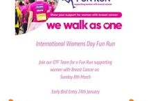 International Women's Day Fun Run
