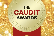 2020 CAUDIT Awards presentation