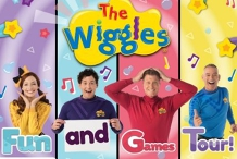 The Wiggles - Fun and Games Tour!