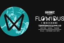 Inhibit presents Flowidus & Macshane + Terrence & Phillip