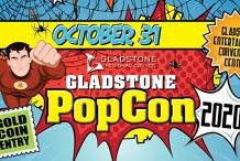 Gladstone PopCon 2020