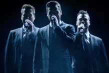 Shades of Bublé: A Three-Man Tribute to Michael Bublé Warrnambool