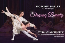 Moscow Ballet presents Sleeping Beauty