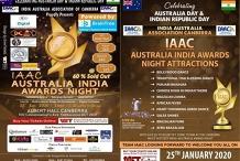 IAAC Australia India Awards Night