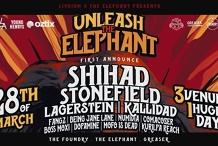 Unleash the Elephant Band Comp - Heat 3
