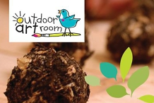 Outdoor Art Room – Seed Bombing Workshop