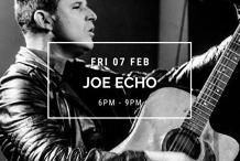 Joe Echo | Steamers Bar and Grill