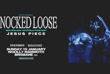 Knocked Loose with Jesus Piece - Brisbane 18+ *Sold Out*