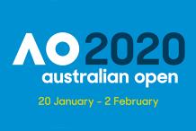 Australian Open 2020 - Ground Pass - Single Day