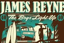 James Reyne - Boys Light Up 40th Anniversary Tour