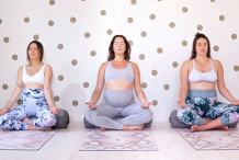Prenatal Yoga with a Difference