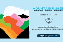 Mountainfilm on Tour 2020 - Halls Gap