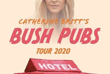 Catherine Britt's Bush Pubs Tour 2020 at Harvey Road Tavern