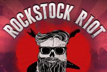 POSTPONED - RockStock Riot feat. Cosmic Psychos