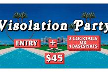 Visolation Party