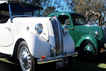 Australian Historic Motoring Federation 2020 National Festival