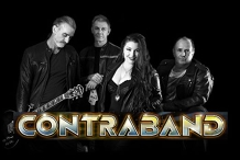 Contraband live at Twin Towns - May 22, 23, 24
