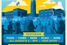 Launceston Night Market - Civic Square