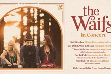 The Waifs in Concert