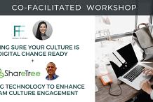Making Sure Your Culture is Digital Ready + Using Technology to Enhance Team Culture Engagement