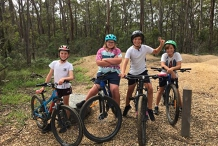 Kids School Holiday MTB Sessions