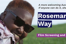 Film Screening and live Q&A - 'Rosemary's Way'