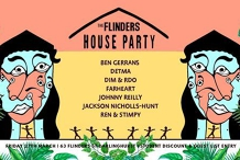 ⟰ The Flinders ▬ Jungle House Party ⟰