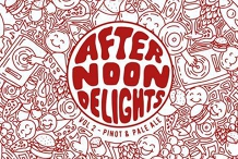 Afternoon Delights Vol. 2 - Pinot & Pale Ale