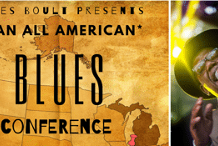 """All American Blues Conference: Terry """"Harmonica"""" Bean, Chris Pitts & Oscar Wilson"""