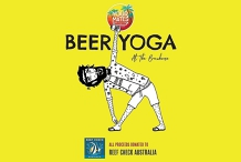 OCTOBER BEER YOGA at the Brewhouse