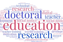 Online International Doctoral Research Conference in Education