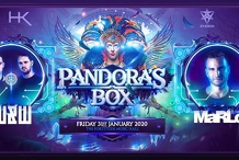 Pandora's Box presents W&W + MaRLo
