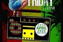 Wakanda Place Afrobeat Party with Dj HumbleLion