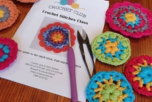 Crochet Stitches Class in Darling Harbour