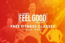 Free Yoga & Pilates - Medibank Feel Good