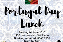 Portugal Day - Lunch