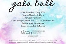 Date Change: DVCS Gala Ball