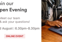 Open Evening: Discover Le Wagon's bootcamp