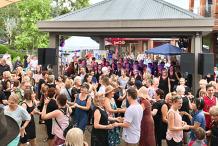 Eltham Jazz, Food & Wine Festival
