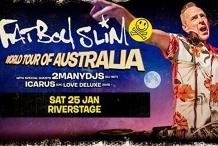 Fatboy Slim at Riverstage, Brisbane (18+)