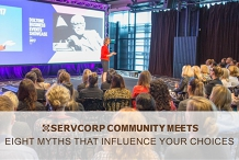 WEBINAR | Eight Myths that Influence Your Choices | Servcorp 101 Collins Street
