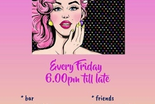 Girl Friday - online bookings available