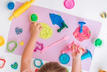 Play-Doh Immersive Zone