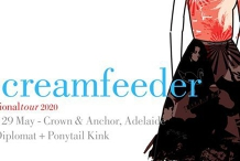 Screamfeeder in Adelaide