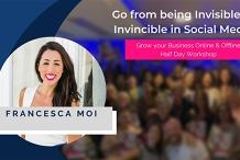 Social Media Half Day Workshop: Become an Expert