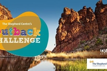 The Shepherd Centre's Outback Challenge 2020