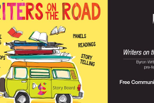 Writers on the Road | Byron Writers Festival pre-festival